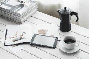 Kahvin avulla voi paahtaa pitkiäkin päiviä