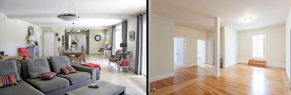 Asunto kalustettuna tai ilman?